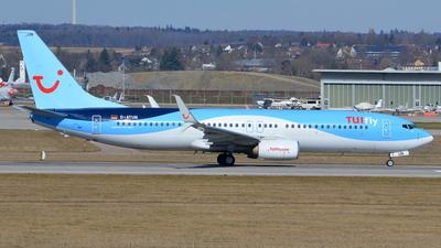 D-ATUN - Boeing 737-8K5 - TUIfly