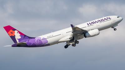 N378HA - Airbus A330-243 - Hawaiian Airlines
