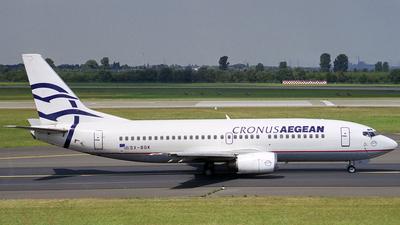 SX-BGK - Boeing 737-3Y0 - Aegean Cronus Airlines