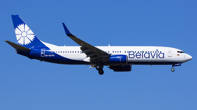 A picture of EW527PA - Boeing 73782R - Belavia - © Karsten S.