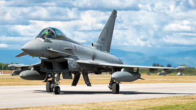 MM7303 - Eurofighter Typhoon EF2000 - Italy - Air Force