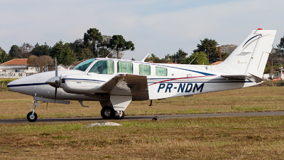 PR-NDM - Beechcraft 58 Baron - Private