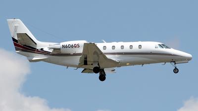 N606QS - Cessna 560XL Citation Excel - NetJets Aviation