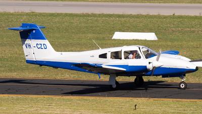 VH-CZD - Piper PA-44-180 Seminole - Private
