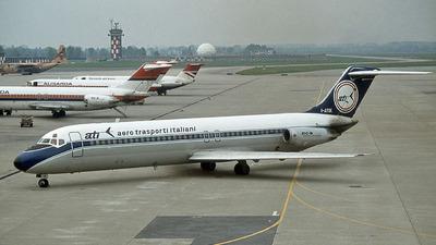 I-ATIK - McDonnell Douglas DC-9-32 - ATI Aero Trasporti Italiani