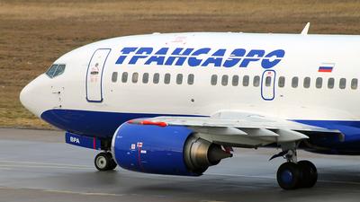 VP-BPA - Boeing 737-5K5 - Transaero Airlines