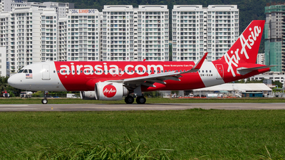 A picture of 9MRAM - Airbus A320251N - AirAsia - © Aviation Temptation