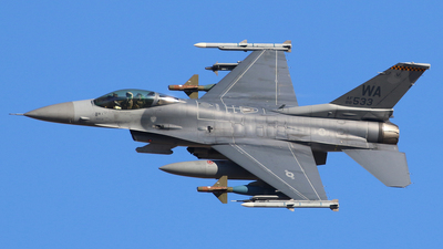 88-0533 - General Dynamics F-16C Fighting Falcon - United States - US Air Force (USAF)