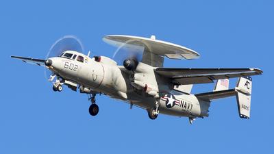 165825 - Grumman E-2C Hawkeye - United States - US Navy (USN)