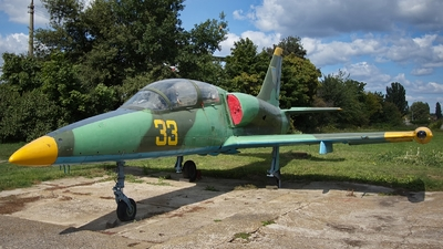 33 - Aero L-39 Albatros - Ukraine - Air Force