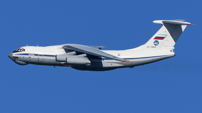 RA-78845 - Ilyushin IL-76MD - Russia - 224th Flight Unit State Airline