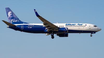 YR-BMP - Boeing 737-883 - Blue Air