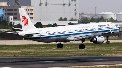 B-6593 - Airbus A321-213 - Air China