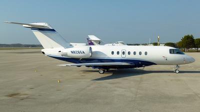 N826GA - Raytheon Hawker 4000 Horizon - Private