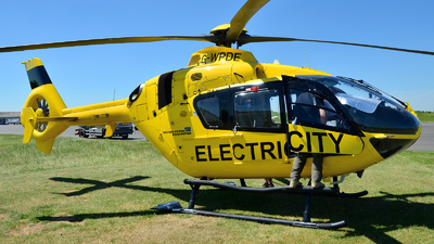 G-WPDE - Eurocopter EC 135P2+ - Western Power Distribution