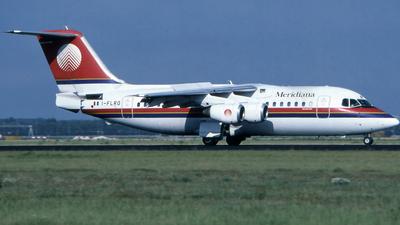 I-FLRO - British Aerospace BAe 146-200 - Meridiana