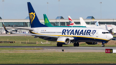 EI-FRZ - Boeing 737-8AS - Ryanair