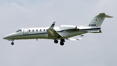 D-CQAA - Bombardier Learjet 45 - Private