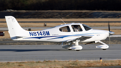 N8148M - Cirrus SR20 - Private