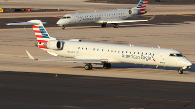 A picture of N931LR - Mitsubishi CRJ900ER - American Airlines - © Sam Thomas