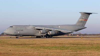 87-0043 - Lockheed C-5M Super Galaxy - United States - US Air Force (USAF)
