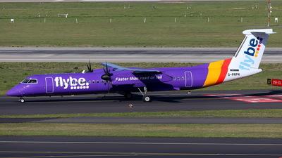 G-PRPN - Bombardier Dash 8-Q402 - Flybe
