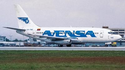 YV-79C - Boeing 737-229(Adv) - AVENSA - Aerovías Venezolanas