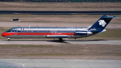 N935ML - McDonnell Douglas DC-9-31 - Aeroméxico