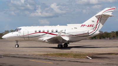 PP-ARG - Hawker Beechcraft 900XP - Private