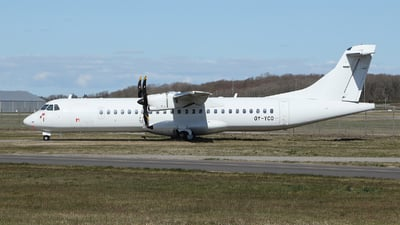 OY-YCO - ATR 72-212A(600) - Nordic Aviation Capital (NAC)