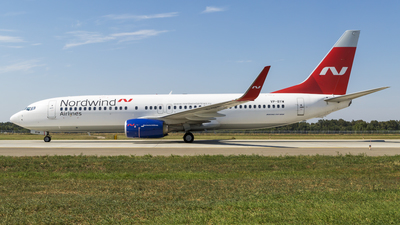 VP-BYW - Boeing 737-8Q8 - Nordwind Airlines