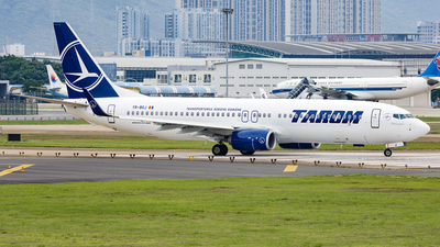 YR-BGJ - Boeing 737-82R - Tarom - Romanian Air Transport