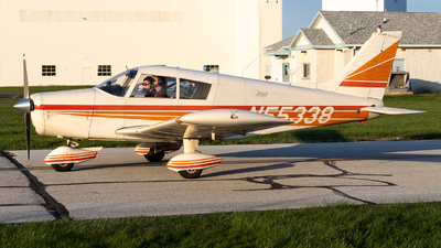 N55338 - Piper PA-28-140 Cherokee Cruiser - Private