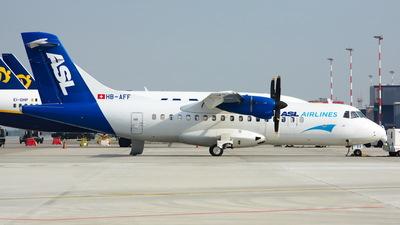A picture of HBAFF - ATR 42320 - [0264] - © Mario Alberto Ravasio - AviationphotoBGY