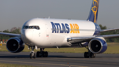 A picture of N641GT - Boeing 76738E(ER) - Atlas Air - © PM