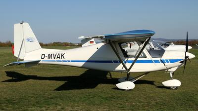A picture of DMVAK - Ikarus C42 - [00106288] - © Daniel Schwinn