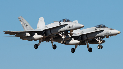 C.15-83 - McDonnell Douglas F/A-18A Hornet - Spain - Air Force