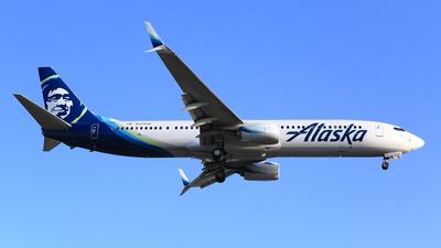 N251AK - Boeing 737-990ER - Alaska Airlines
