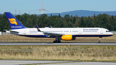 TF-FIN - Boeing 757-208 - Icelandair