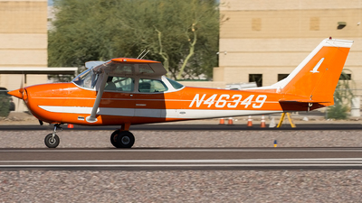 N46349 - Cessna 172K Skyhawk - Private
