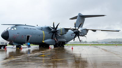 A picture of ZM405 - Airbus A400M -  - © Breno Dantas