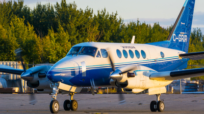 C-GRIR - Beechcraft A100 King Air - Grondair