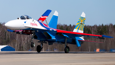 10 - Sukhoi Su-27P Flanker - Russia - Air Force