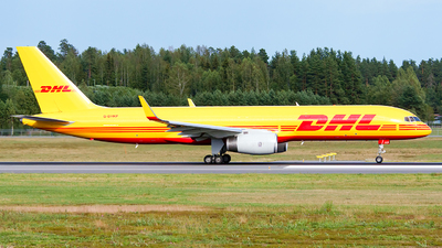 G-DHKP - Boeing 757-223(PCF) - DHL Air