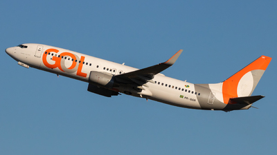 PR-GGR - Boeing 737-8EH - GOL Linhas Aéreas