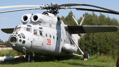 39 - Mil Mi-6 Hook - Russia - Air Force