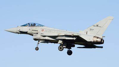 MM7297 - Eurofighter Typhoon EF2000 - Italy - Air Force