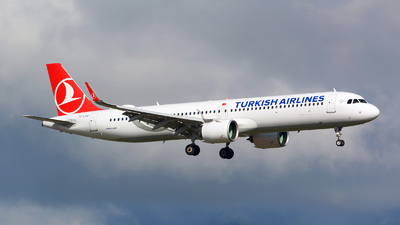 A picture of TCLSO - Airbus A321271NX - Turkish Airlines - © Jeremy Denton