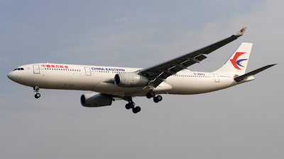 B-8972 - Airbus A330-343 - China Eastern Airlines