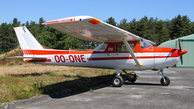 OO-ONE - Reims-Cessna F150M - Private